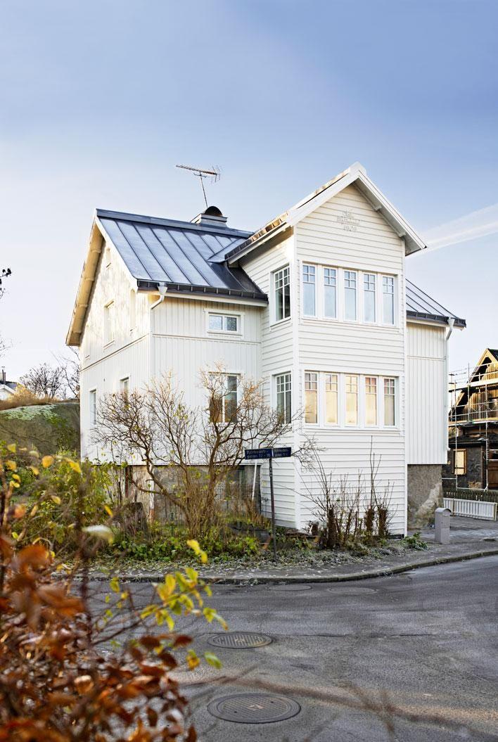 Göteborgsvillan som räddades från förfallet – Hus & Hem