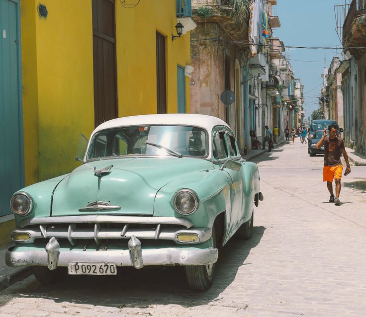 HAVANA, CUBA #travel #destination