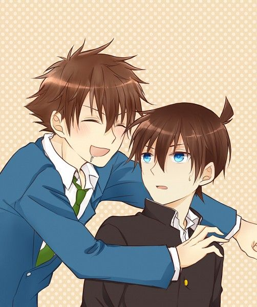 38 Best Images About Kaito X Shinichi On Pinterest
