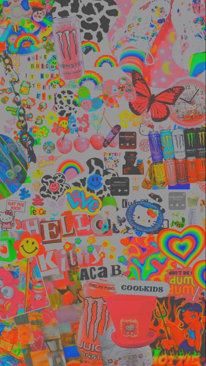 Indie Kid Wallpaper Hippie Wallpaper Retro Wallpaper Iphone Edgy Wallpaper