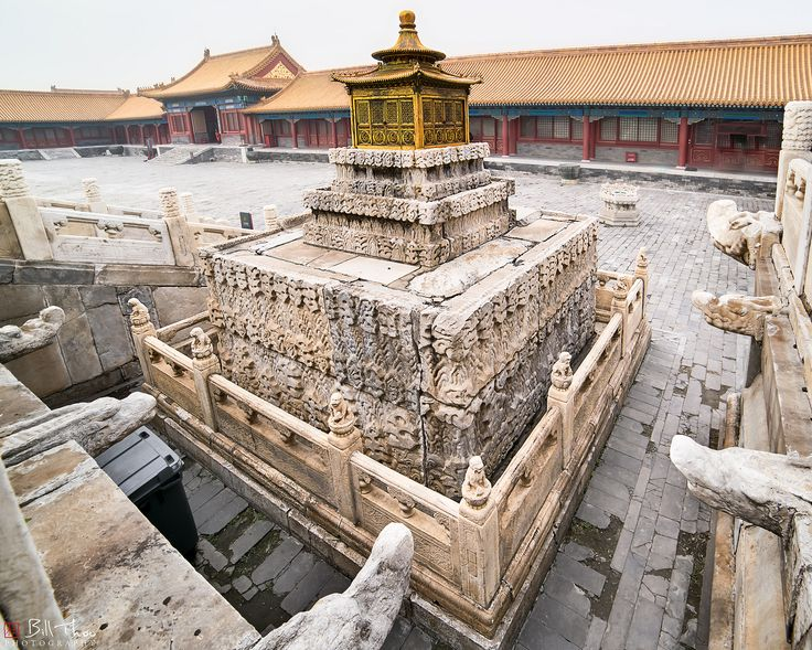 https://flic.kr/p/SW2kvT | Forbidden City | Forbidden City, Palace Museum, Beijing, China, November 2016.