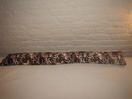 Wellux lichaams kussen luipaard bruin