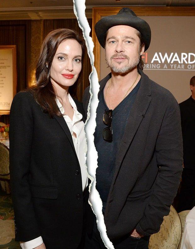 Angelina Jolie bestanden voor scheiding van Brad Pitt na twee jaar van het huwelijk: Lees de verklaring