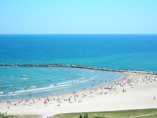 MAMAIA, ROMANIA #romania #blacksea #beach