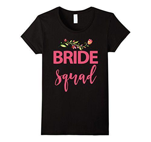 Women's Floral Bachelorette Party Shirts Bride Squad Smal... https://www.amazon.com/dp/B01NALUZ9C/ref=cm_sw_r_pi_dp_x_LFqxybS0HRCD0