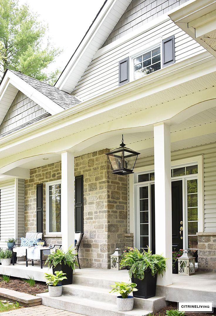 35 best Front Porch Design & Decor Ideas images on Pinterest ...