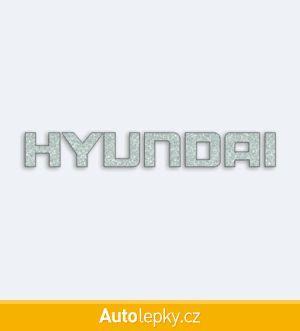 Samolepky na auto - loga HYUNDAI :5731: