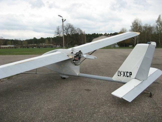Ultralight Motor Glider Aircraft Glider Aircraft