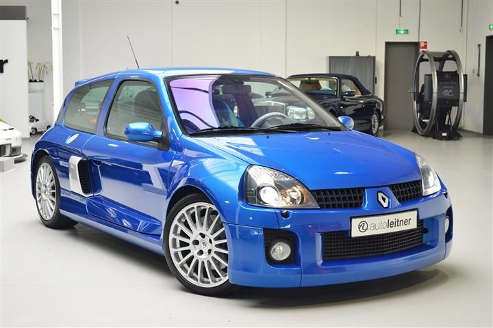 Usualy not like Renault but not Clio V6 this one
