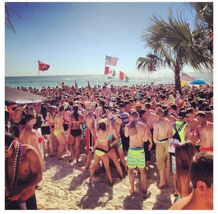 Spinnaker Beach Club Panama City Florida Spring Break 2017 Favorites Pinterest And