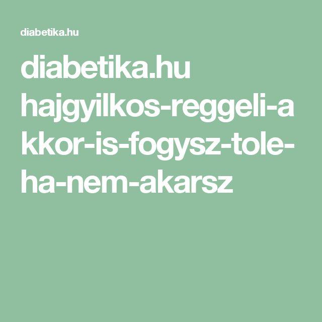 diabetika.hu hajgyilkos-reggeli-akkor-is-fogysz-tole-ha-nem-akarsz