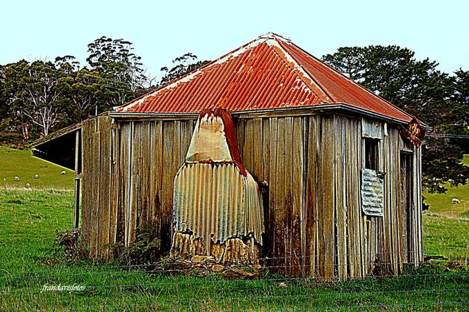 Bruny Shed