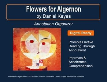 an analysis of the characters of flowers for algernon by daniel keyes Complete summary of daniel keyes' flowers for algernon enotes plot summaries cover all the significant action of flowers for algernon  characters characters  flowers for algernon by daniel .