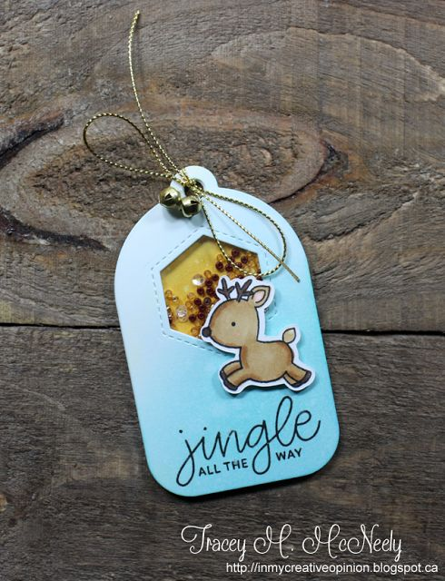 In My Creative Opinion: The 25 Days of Christmas Tags 2017 - Day 23