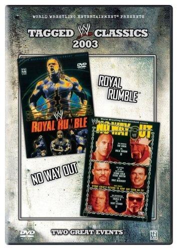 WWE: Tagged Classics 2003 - Royal Rumble/No Way Out DVD ~ Triple H, http://www.amazon.com/gp/product/B0015LBP16/ref=cm_sw_r_pi_alp_9YE0qb1HDKE9J