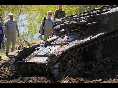 Abandoned M3 General Stuart Tank - WW2 Armor Wreck