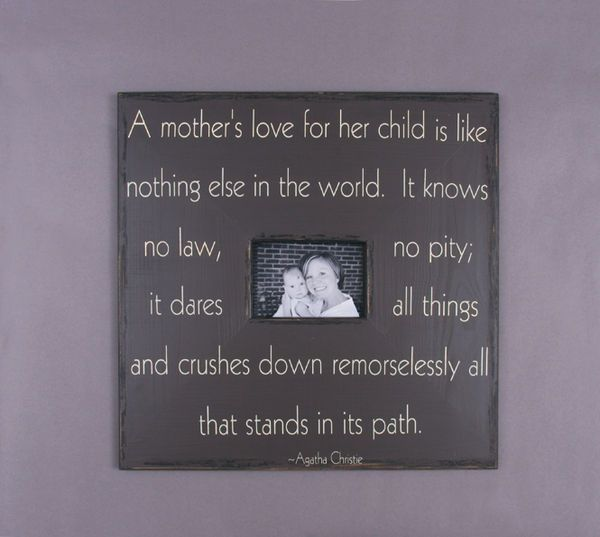 A Mother's Love Quote
