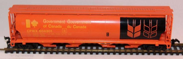 BACHMANN TRAIN 55' GRAIN CAR GOVERNMENT OF CANADA  #43-1031-G7 HO Scale #Bachmann