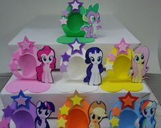 my little pony en fomi - Buscar con Google