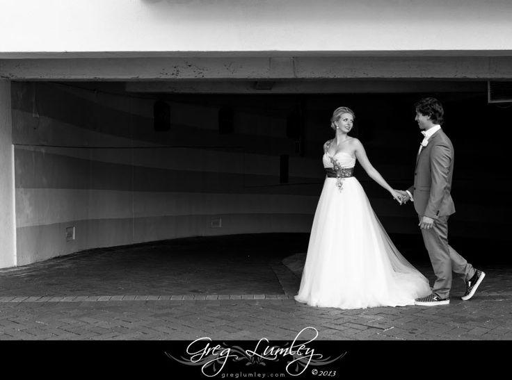Wedding photos at the Twelve Apostles Hotel.  By Greg Lumley.