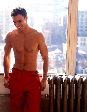 Colin Egglesfield...@Sarah Chintomby Fisk! Can't deny Mr. Egglesworth looks damn good:)