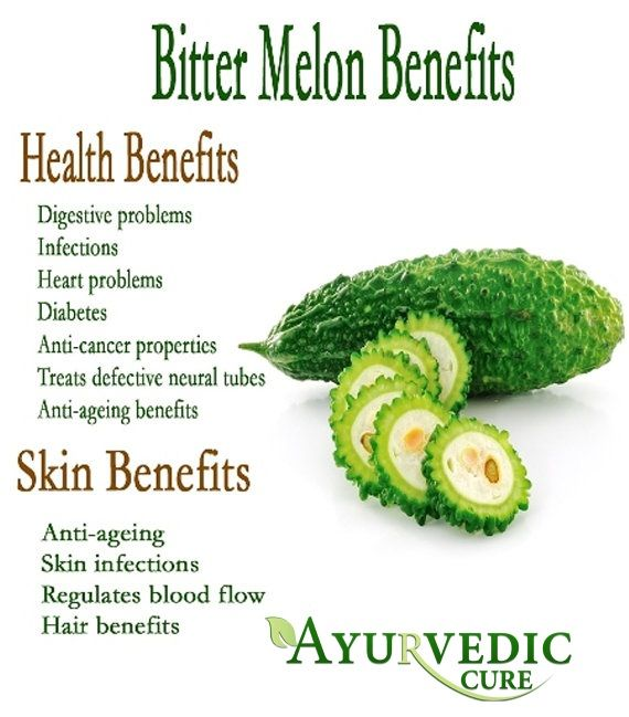 Health Benefits Of Bitter Melon Food And Drink