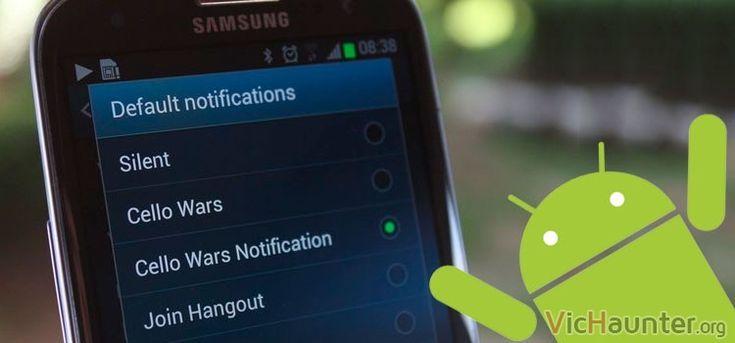 Cómo usar tonos mp3 en Android -  Android ya forma parte de la vida de muchos usuarios trabajamos con él a diario y la personalización es algo necesario. Por la duda te voy a enseñar en qué carpeta guardarlos tonos en android para llamadas notificaciones alarmas etc. Con la proliferación de los formatos portables Android soporta varios tipos de ellos. Puedes coger []  La entrada Cómo usar tonos mp3 en Android aparece primero en VicHaunter.org.