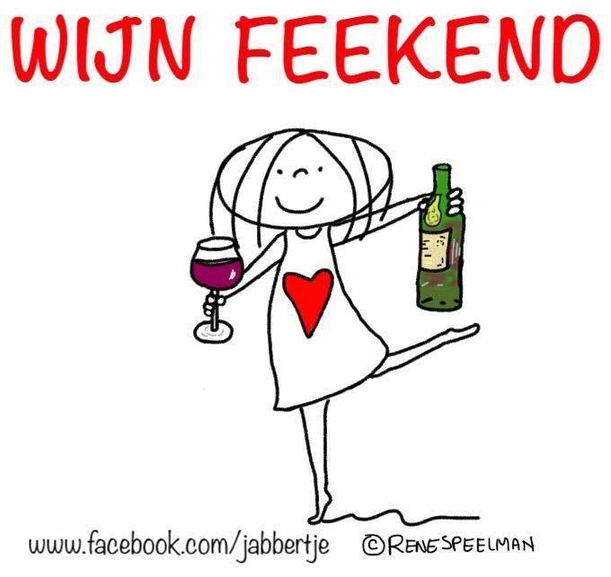 Wijn weekend - Jabbertje