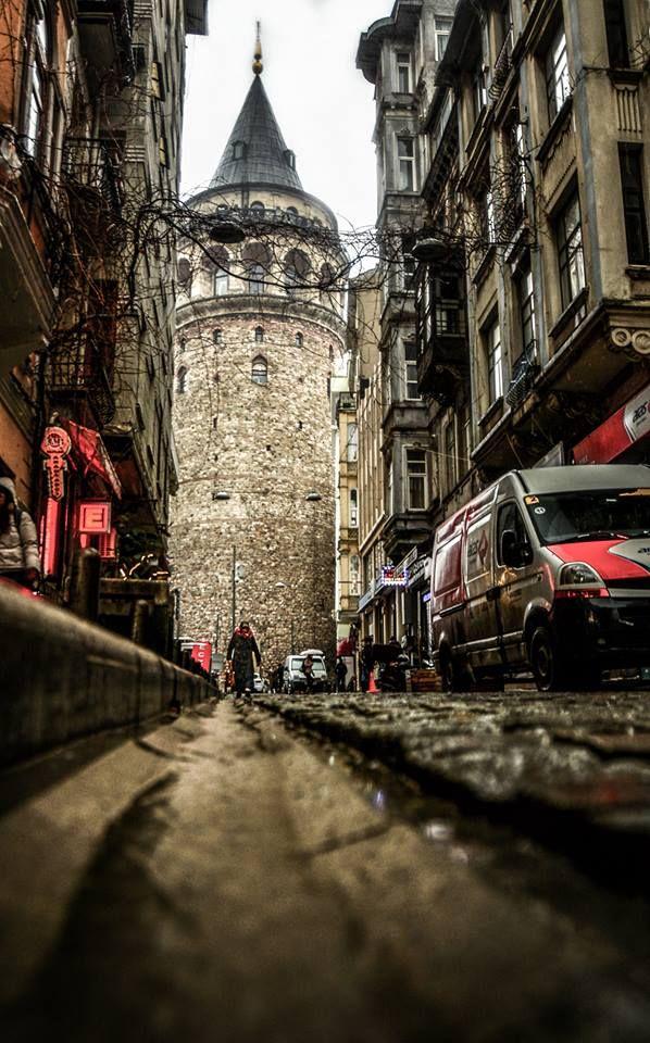 Galata Tower <3 İstanbul by Yaşar Koç