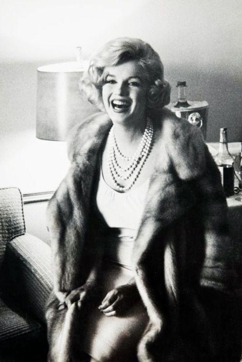 Marilyn Monroe photographed by Manfred Kreiner 1959