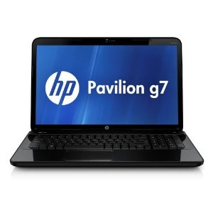 HP Pavilion g7-2010nr 17.3-Inch Laptop (Black)