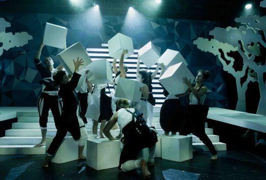 Biblen med 'X Factor'