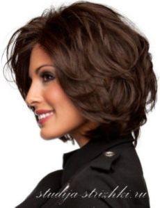 Укладка Каре на короткие волосы | Стрижки и Прически