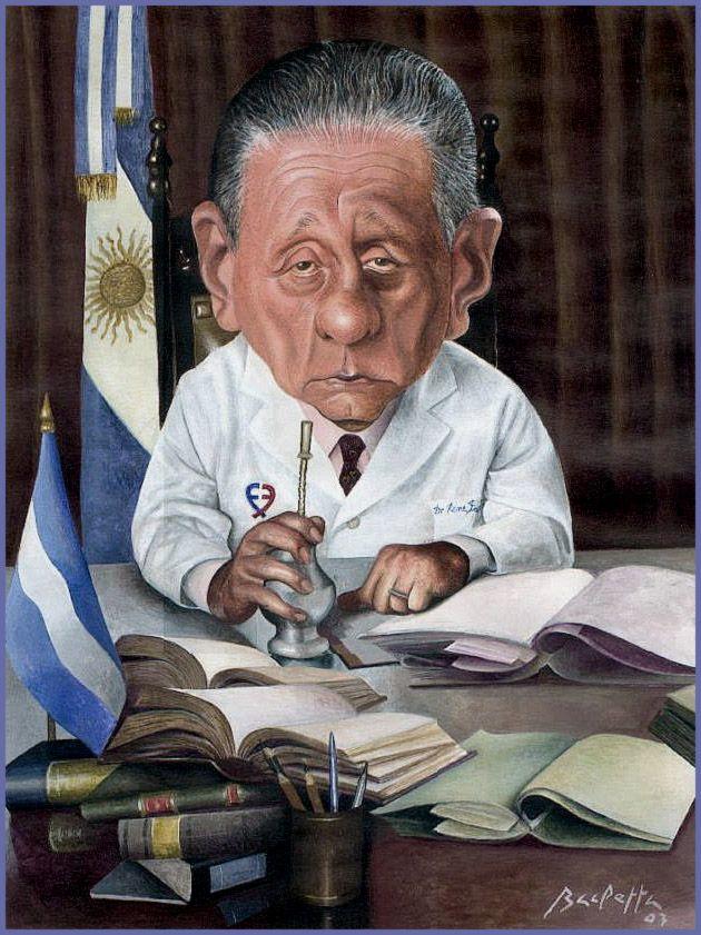 René Gerónimo Favaloro fue un prestigioso educador y médico cardiocirujano argentino, reconocido mundialmente por ser quien desarrolló el bypass coronario en el mundo con empleo de vena safena.