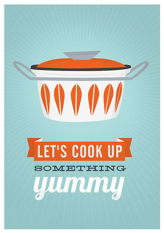 248 best Kitchen Art & Posters images on Pinterest | Kitchen art ...