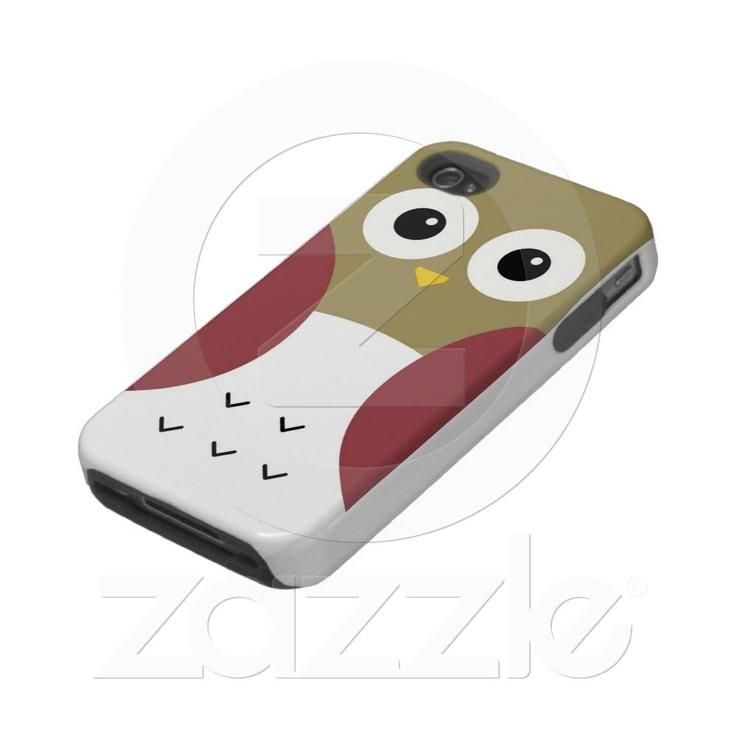 #cute #owl #iphone #case #zazzle $44.95