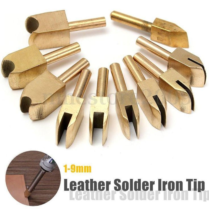 Best 25 soldering iron ideas on pinterest soldering jewelry leather solder iron tip brass soldering iron tip to burn the edge decorate diy solutioingenieria Images