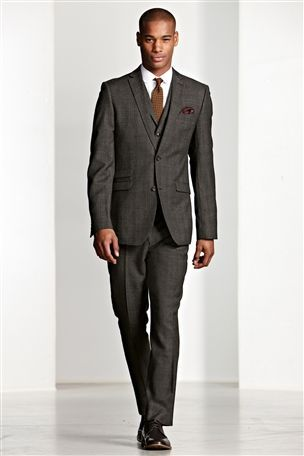 21 best Look Sharp images on Pinterest   Fitted suits, Suit ...