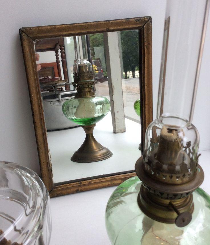 peili 1700 luvulta . 23x32.5cm . @kooPernu