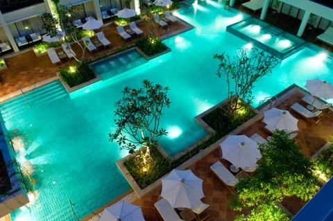 Banthai Beach Resort and Spa #Phuket