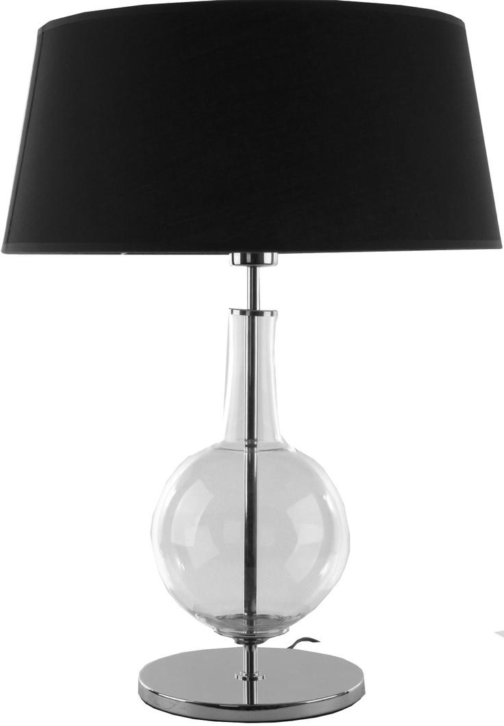 Neo Classic Glassball Table Lamp by Unknown - Matt Blatt