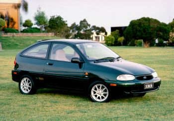 Ford Festiva Demon AU-spec '1997–2000