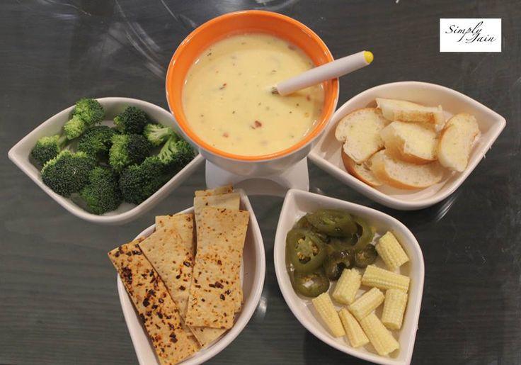 Cheese Fondue | SECRET Recipe | Restaurant Style