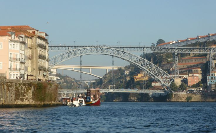 Porto and  Vila Nova de Gaia