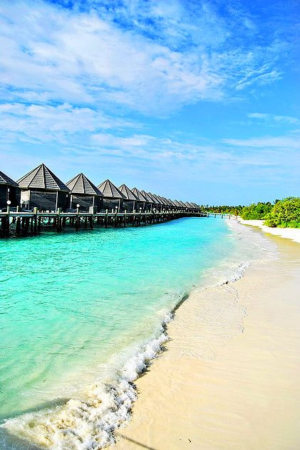 Kuredu Island, Maldives - when I win the lottery