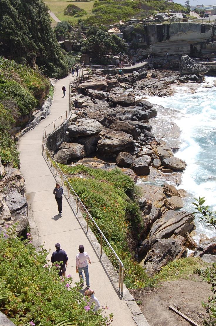 Best coastal walk. #Bondi to Bronte #fitness #health
