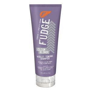 Fudge Clean Blonde Violet Shampoo | haircare | Beauty Bay
