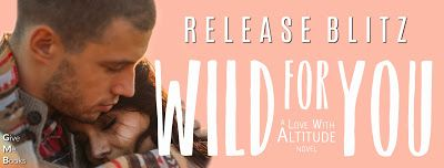 🤠 #RELEASEBLITZ Title: Wild for You Series: Love with Altitude #3 Author: Daisy Prescott Genre: Romantic Comedy/Cowboy Romance Release Date: September 11, 2017 #WildForYou #DaisyPrescott @givemebooksblog and @Daisy_Prescott