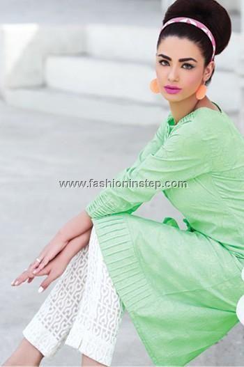 Kayseria Summer Dresses 2013 for Women and Girls
