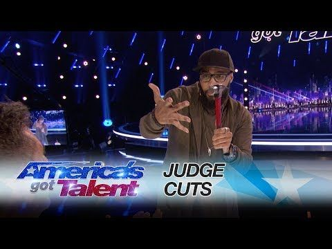 Eric Jones: Magician Smashes The Judges' Expectations With A Magic Trick - America's Got Talent 2017 - YouTube